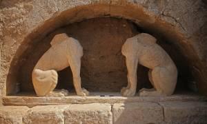 Κονιόρδου για Αμφίπολη: Σε τρία χρόνια θα γίνει επισκέψιμο το μνημείο του τύμβου Καστά