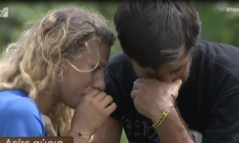 Nomads: Φραντζή -Παρασκευάς ξέσπασαν σε κλάματα - Τι συνέβη;
