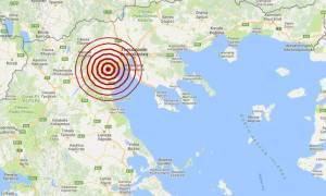 В Салониках произошло землетрясение 4,5 балла