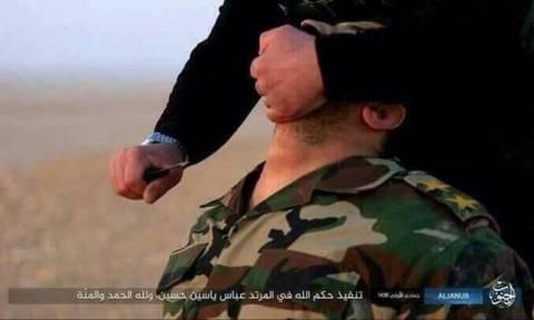 Το Ισλαμικό Κράτος αποκεφάλισε 15 μαχητές του εξαιτίας μιας εσωτερικής διαμάχης
