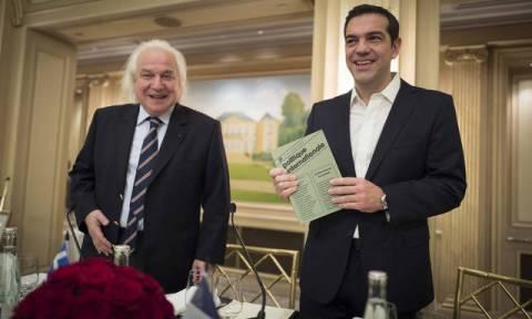 Ципрас: Эта награда принадлежит греческому народу