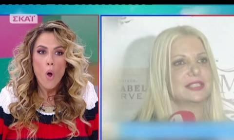 Η αντίδραση της Ντορέττας όταν άκουσε πως η Μπεζαντάκου θα κάνει εκπομπή και η ατάκα του Βασάλου