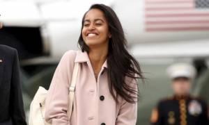 Η κόρη του Μπαράκ Ομπάμα φουλ ερωτευμένη! - Αυτός είναι ο Βρετανός σύντροφός της (pics)