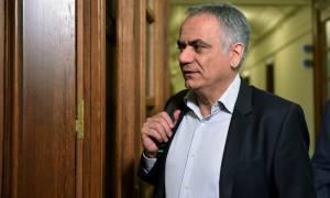 Σκουρλέτης: Προβληματικό το γεγονός ότι ο Λοβέρδος κατέχει απόρρητα έγγραφα