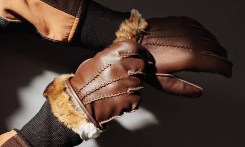 Αυτά τα γάντια είναι ό,τι πρέπει για το κρύο!