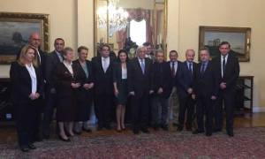 Στήριξη Παυλόπουλου στον αγώνα κατά της μη ορθολογικής χρήσης των αντιβιοτικών