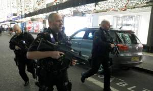 Πυροβολισμοί στο Λονδίνο: Εκκενώθηκε ο σταθμός Oxford Circus - Δείτε φωτογραφίες και βίντεο