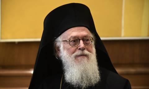 Ούτε ιερό ούτε όσιο οι Αλβανοί: Βιβλίο - λίβελος στρέφεται ενάντια στον Αρχιεπίσκοπο Αναστάσιο!