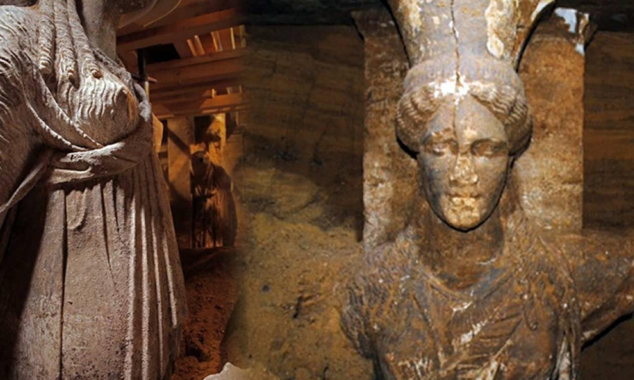 «Παραγγελία του Μεγάλου Αλεξάνδρου ο τάφος της Αμφίπολης»