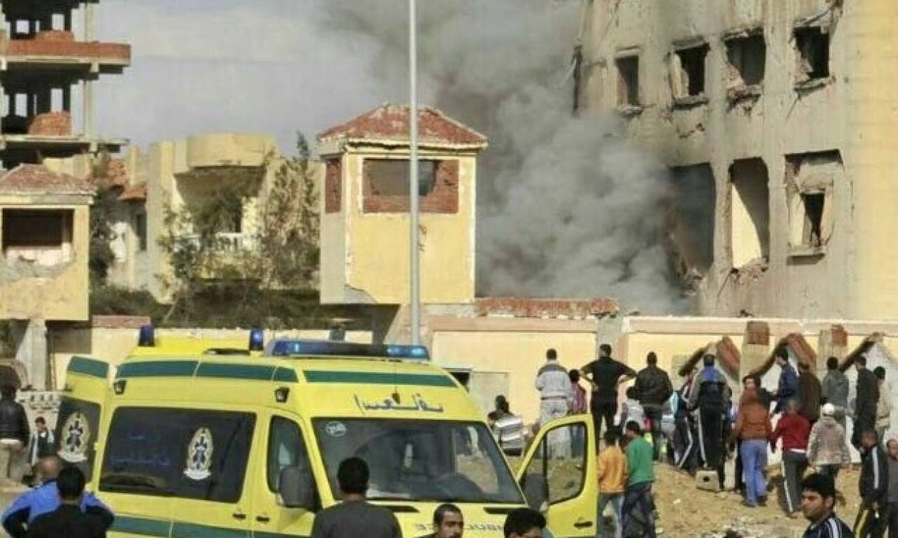 Αίγυπτος: Θέσεις των τζιχαντιστών που αιματοκύλισαν το Σινά έπληξε η αεροπορία