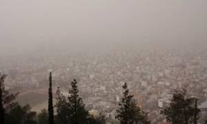Προσοχή: «Έπνιξε» το Βόλο η αιθαλομίχλη - Οδηγίες για να προστατευθείτε