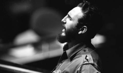 Κούβα: Φόρος τιμής στον Φιντέλ Κάστρο έναν χρόνο μετά τον θάνατό του (Pics)