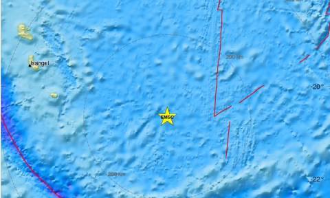 Σεισμός 5,7 Ρίχτερ στα Βανουάτου