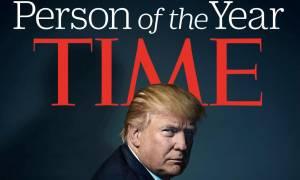 Το Time επέλεξε τον Τραμπ για «Πρόσωπο της χρονιάς 2017» αλλά εκείνος αρνήθηκε – Τι συνέβη