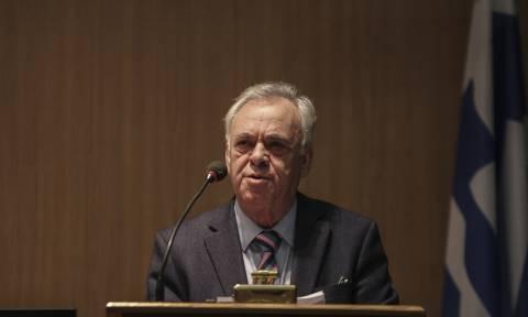 Δραγασάκης: Η έξοδος από τα μνημόνια χωρίς προαπαιτούμενα απαιτεί ενιαία πολιτική στάση