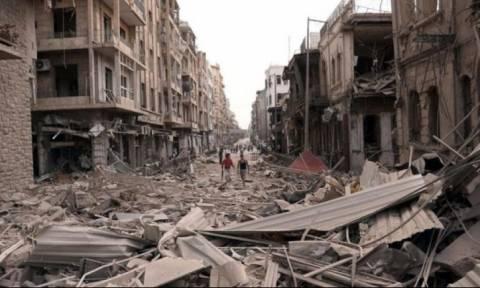 Νεκροί 19 άμαχοι σε βομβαρδισμό στη Συρία