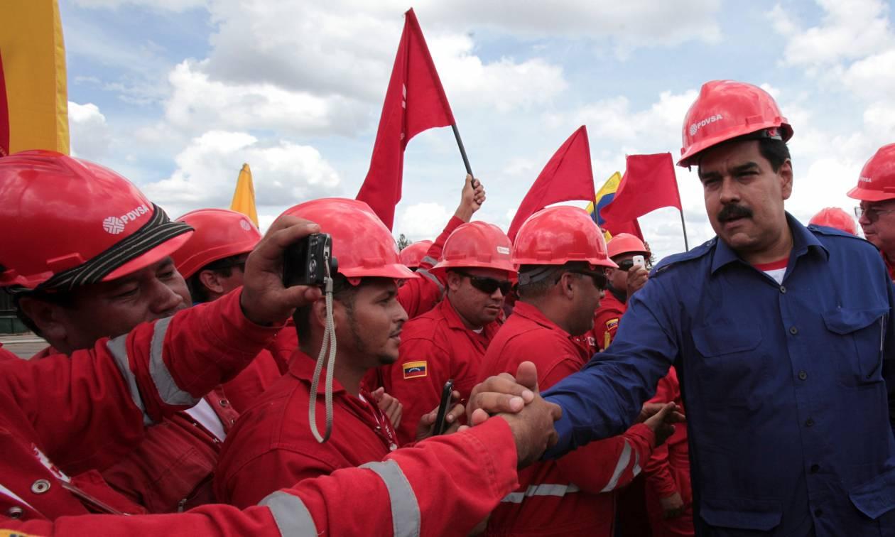Βενεζουέλα: Υπό το βάρος σκανδάλου διαφθοράς ο Μαδούρο διόρισε υποστράτηγο ως υπουργό πετρελαίου