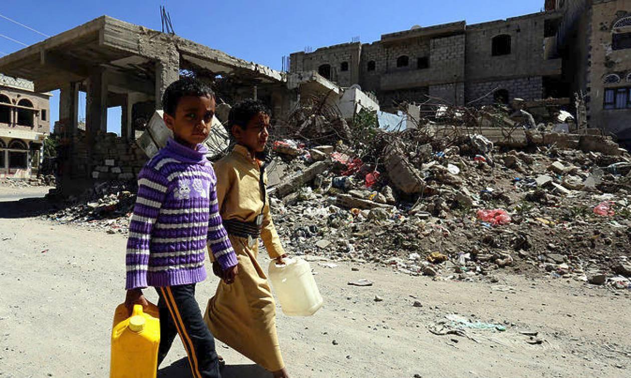 ΟΗΕ: 11 εκατομμύρια παιδιά έχουν απελπιστική ανάγκη βοήθειας στην Υεμένη