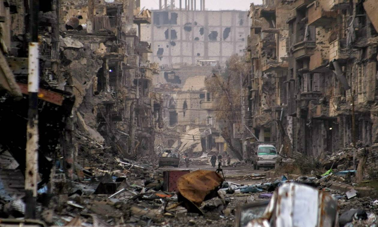Συρία: Δεκάδες άμαχοι νεκροί στις επιδρομές της ρωσικής Πολεμικής Αεροπορίας στην Ντέιρ Εζόρ