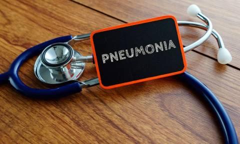 Διπλή πνευμονία: Τι είναι και με ποια συμπτώματα εκδηλώνεται