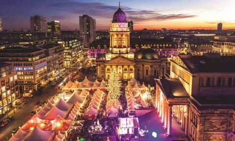 Συναγερμός στη Γερμανία: Άνοιξε η χριστουγεννιάτικη αγορά του Βερολίνου υπό το φόβο νέας επίθεσης