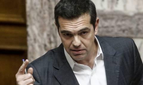 Τσίπρας: «Φτιάξατε μια σκευωρία, κύριε Μητσοτάκη» - Όλα όσα είπε ο πρωθυπουργός στη Βουλή