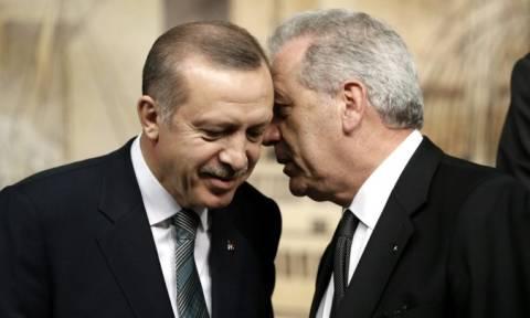 Αβραμόπουλος: Ικανοποίηση για την επίσκεψη Ερντογάν στην Ελλάδα
