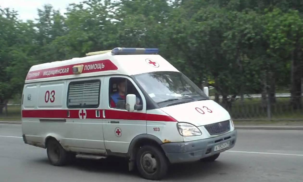 Ρωσία: Δύο νεκροί από συντριβή ελικοπτέρου