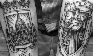 Το καλύτερο σουβενίρ από ένα ταξίδι είναι ένα… τατουάζ!