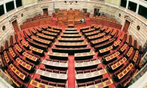 Συζήτηση στη Βουλή για ανάκληση της απόφασης της πώλησης βλημάτων στη Σαουδική Αραβία