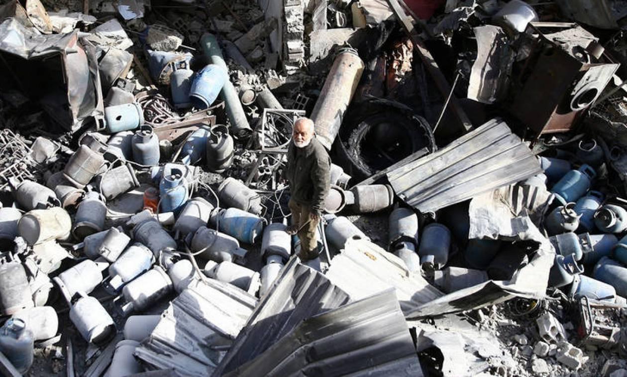 Νέος γύρος ειρηνευτικών διαπραγματεύσεων για τη Συρία - Λίγες οι ελπίδες «λευκού καπνού»