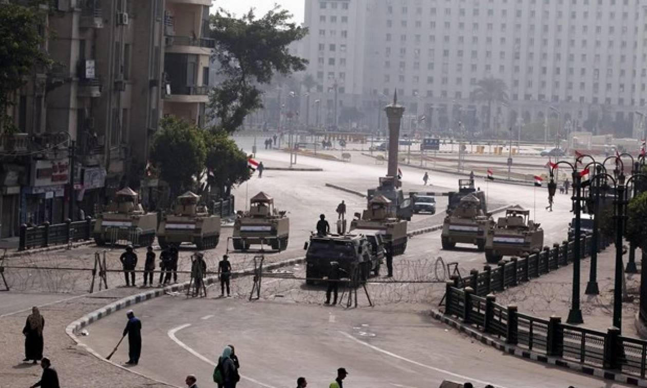 Αίγυπτος: Νεκροί 11 «τρομοκράτες» στη διάρκεια επιδρομής
