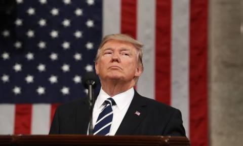Ενήμερος ο Τραμπ για την εκτόξευση του πυραύλου από τη Βόρεια Κορέα