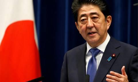 Ιαπωνία: Η εκτόξευση πυραύλου από τη Β. Κορέα είναι ενέργεια που «δεν μπορεί να γίνει ανεκτή»