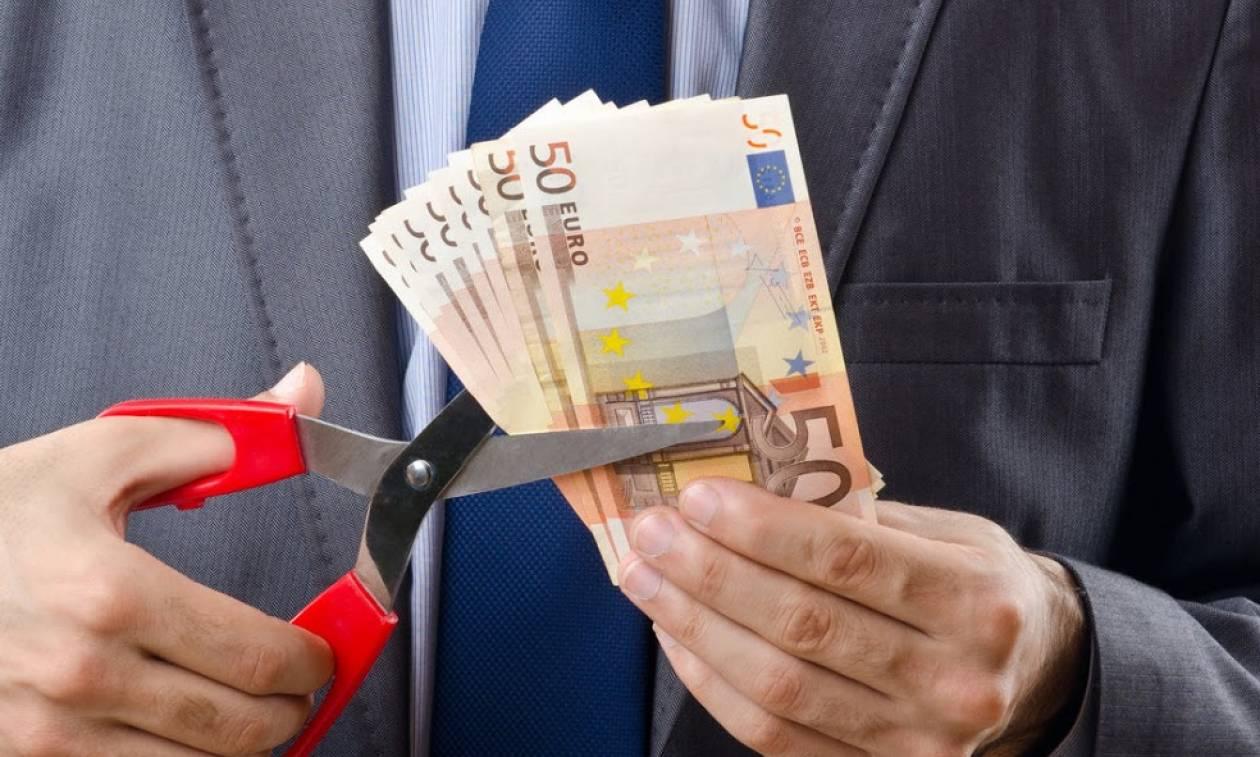 9fb4acef03 «Βόμβα» - Κρυφές μειώσεις μισθών στο Δημόσιο  Πόσα χρήματα θα χάσουν  (ΑΝΑΛΥΤΙΚΟΣ