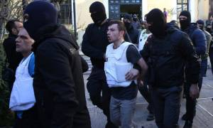 Αντιμέτωποι με βαρύτατες κατηγορίες οι εννέα συλληφθέντες τουρκικής και κουρδικής καταγωγής