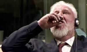 Χάγη: Επιβεβαιώνεται ο θάνατος του Κροάτη «εγκληματία πολέμου» που αυτοκτόνησε την ώρα της δίκης του