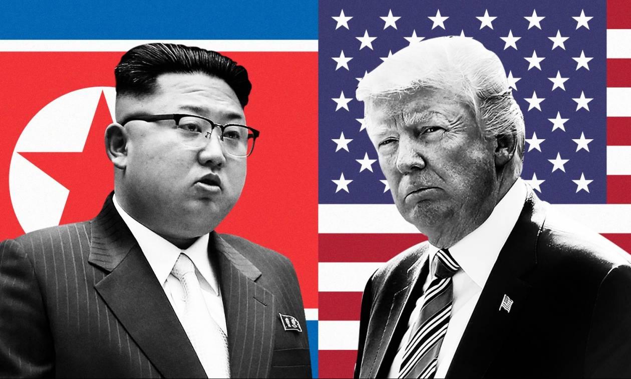Στην αντεπίθεση περνά ο Τραμπ απέναντι στη νέα πρόκληση του Κιμ Γιονγκ Ουν
