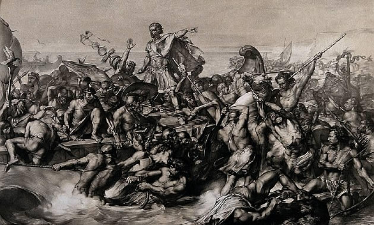 Στο φως για πρώτη φορά στην ιστορία τεκμήριο της εισβολής του Ιουλίου Καίσαρα στη Μεγάλη Βρετανία