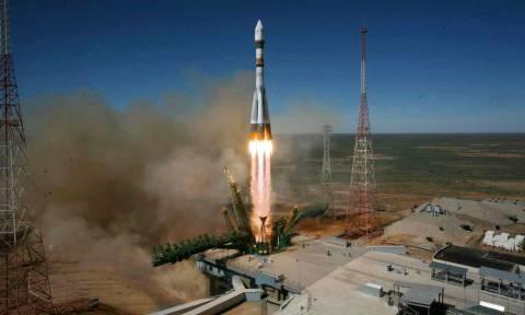 Χάθηκε πύραυλος Soyuz!