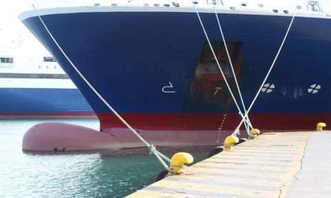 Κέρκυρα: Δεμένα τα πλοία στα λιμάνια λόγω κακοκαιρίας