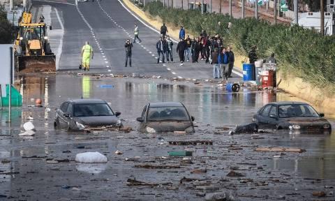 Προσοχή! Κυκλοφοριακές ρυθμίσεις διαρκείας στην παλαιά Eθνική Oδό Ελευσίνας - Θήβας