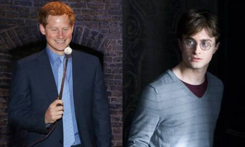 Ποιος Χάρι; Οι περισσότεροι Κινέζοι γνωρίζουν τον Χάρι... Πότερ, όχι όμως τον πρίγκιπα Χάρι