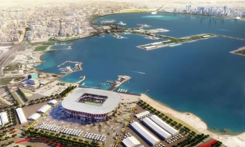 Viral: Ένα γήπεδο ποδοσφαίρου από… κοντέινερ (Pics+Vid)