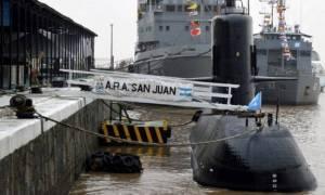 Αργεντινή: Σταμάτησαν οι προσπάθειες ανεύρεσης του υποβρυχίου San Juan