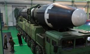 Ο πύραυλος της Βόρειας Κορέας Hwasong-15 μπορεί να «χτυπήσει» την Ουάσιγκτον!