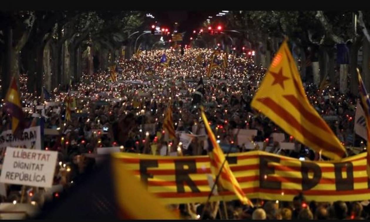Ισπανία: Παραμένουν στη φυλακή οι αυτονομιστές ηγέτες της Καταλονίας