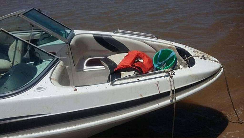 Βρήκαν αίματα και όπλο στο σκάφος του αδερφού του Μέσι! (pics)