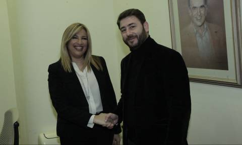 Κίνημα Αλλαγής: Τι συζήτησαν Γεννηματά και Ανδρουλάκης για το νέο φορέα της Κεντροαριστεράς