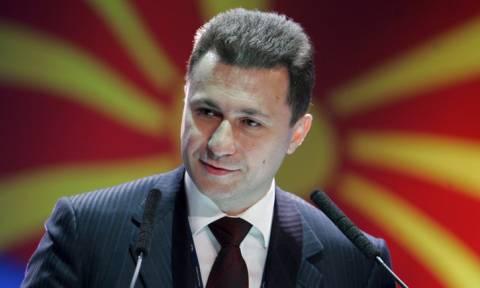 Ραγδαίες εξελίξεις στα Σκόπια: Παραιτείται ο Νίκολα Γκρούεφσκι